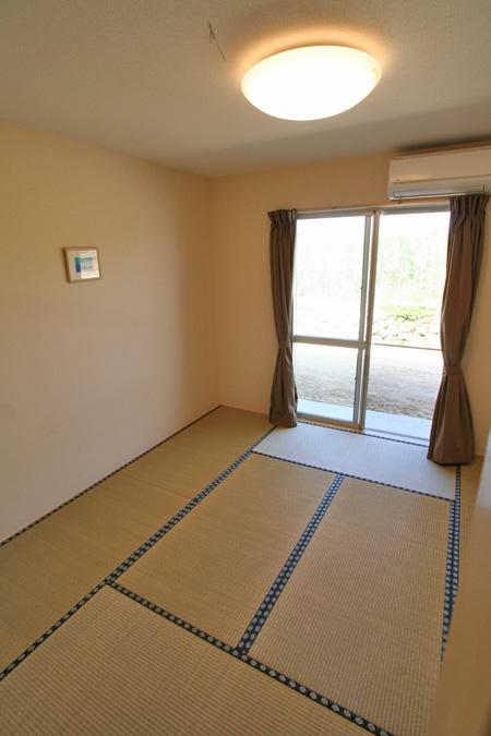 宮古島のペンション「んつなか」部屋の写真